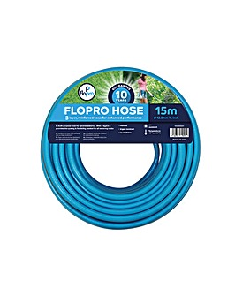 Flopro Flopro Hose 15m 12.5mm (1/2in)