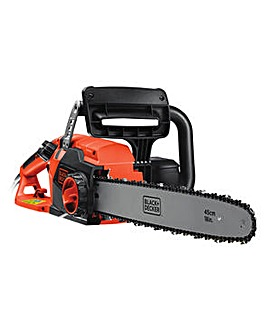 Black & Decker Corded Chainsaw