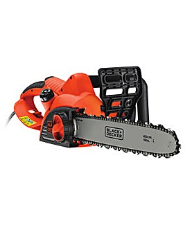 Black & Decker Corded Chainsaw 40