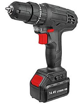 1.3Ah Cordless Hammer Drill - 14.4V