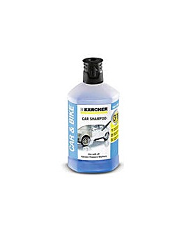 Car Shampoo Plug and Clean Detergent