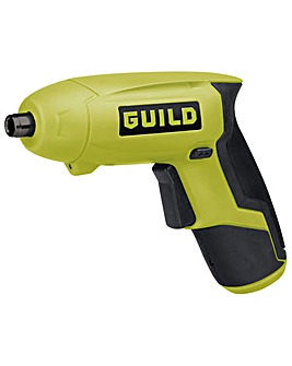 Guild Cordless Li-Ion Screwdriver - 3.6V