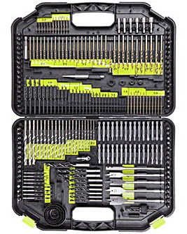 Guild 246 Piece Drill Bit Set