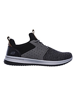 Skechers Delson Wide Fit