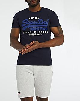 Superdry Vintage Label T-Shirt