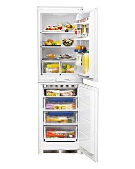 Hotpoint 54cm Integrated Fridge Freezer