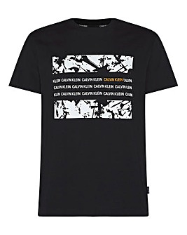 Calvin Klein Graphic Box T-Shirt
