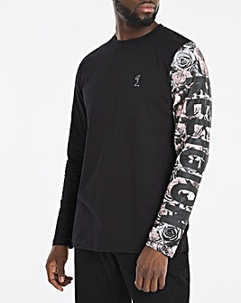 Religion Roses L/S T-Shirt Long