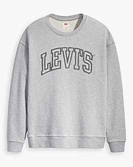 Levi's Graphic Crew Neck Sweatshirt