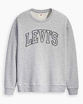 Levi's Graphic Crew Neck Sweatshirt