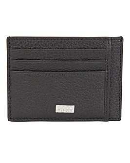 BOSS Crosstown Leather Card Holder