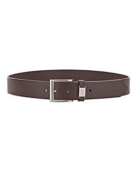 BOSS Black Connio Leather Belt