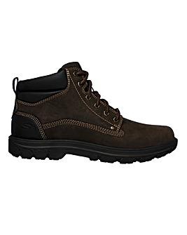 Skechers Segment Garnet Boot Wide Fit