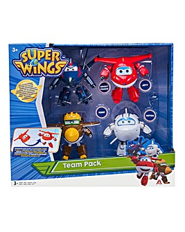 Super Wings Transforming Characters