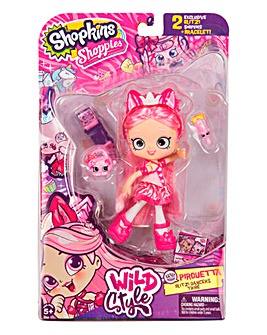 Shopkins Shoppies Doll - Pirouetta Cat