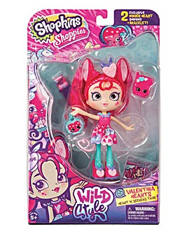 Shopkins Shoppies Doll - Valentina Mouse