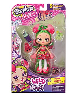 Shopkins Shoppies Doll - Pippa Bunny