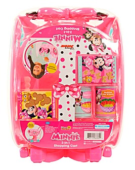 Minnie Happy Helpers Shopping Cart