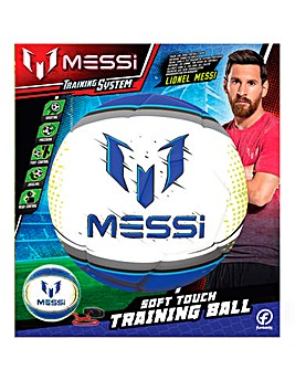 Messi Training 2in1 Soft Ball-White