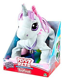 Snuggle Pets Peppy Pets - Unicorn