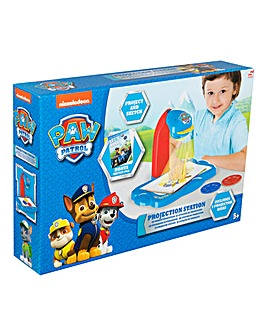 Paw Patrol Projection Station