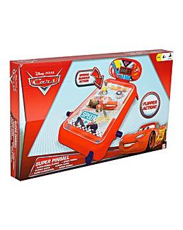 Disney Cars Medium Super Pinball