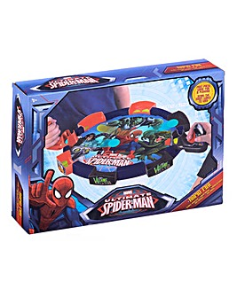 Ultimate Spiderman Rapid Fire Game