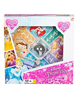 Disney Princess Pop Up Game