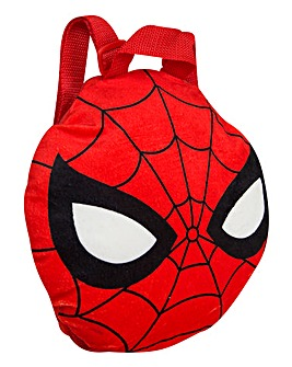 Spiderman Backpack & Colouring Set
