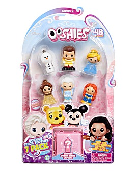 Ooshies Disney 7 Pack