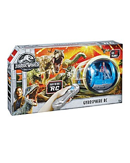 Jurassic World Gyrosphere RC