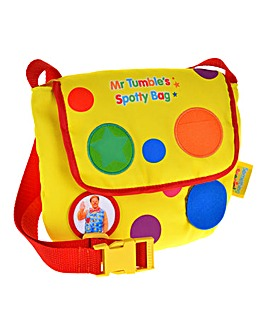Mr Tumbles Surprise Spotty Bag
