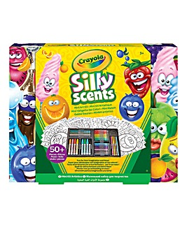 Crayola Silly Scents Mini Inspiration Art Kit