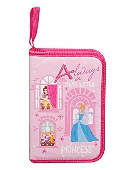 Disney Princess Pencil Case & Diary
