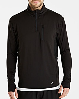 Snowdonia LS 1/2 Zip Performance Top