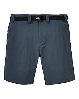 Snowdonia Charcoal Belted Walking Shorts