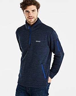 Snowdonia Half Zip Wicking Fleece