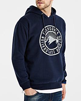 Snowdonia Logo OH Hoody R