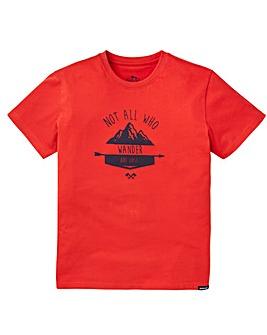 Snowdonia Wander T-Shirt R