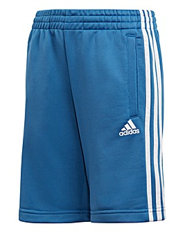 adidas Youth Boys 3 Stripe Pant