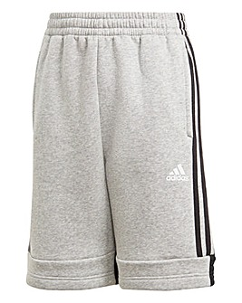 adidas Youth Boys Fleece Short