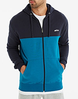 Mitre Full Zip Sweatshirt Long