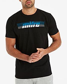 Mitre Graphic T Shirt Long
