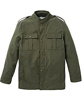 WILLIAMS & BROWN Military Jacket