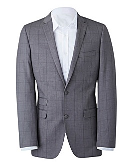 W&B London Check Suit Jacket Regular