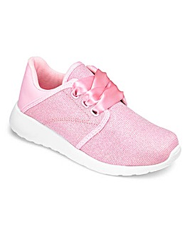 Pink Ribbon Trainers