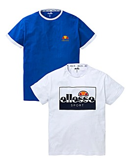 Ellesse Evora and Emerino Tee Reg