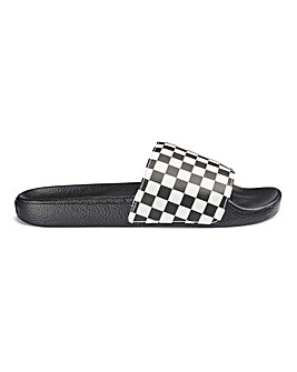 Vans Checkerboard Surf Sliders