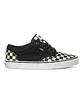Vans Atwood Checkerboard Mens Trainers