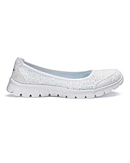 Skechers EZ Flex 3.0 Beautify Trainers